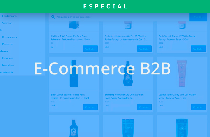 Como montar um e-commerce B2B do zero